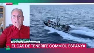 """Imatge de:Joaquín Amills, sobre el cas de Tenerife: """"Els mitjans han aconseguit que es digui prou a l'ús dels nens com a eina de venjança"""""""