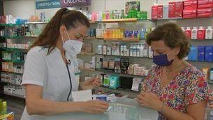 Els tests d'antígens a Europa: quant costen i on els venen