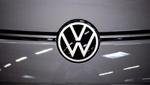 El logotip de Volkswagen
