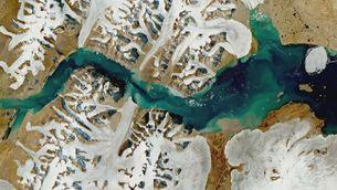 Groenlàndia registra la tercera pèrdua de gel més gran en un sol dia des del 1950