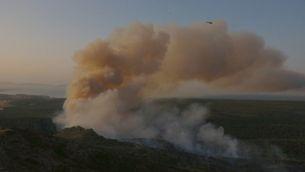 Se l'acusa de provocar el foc que va cremar 91 hectàrees al parc Natural del Montgrí, un dels més importants de l'estiu