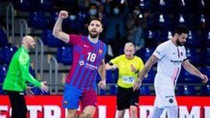 EN DIRECTE | El Barça defensa el liderat de la Champions d'handbol contra el Porto