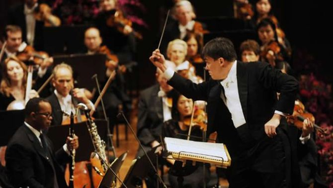 Un mòbil obliga a interrompre per primer cop en 170 anys la Filharmònica de Nova York