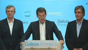 Eleccions autonòmiques a Galícia