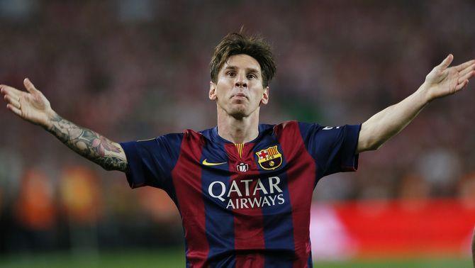 El Barça derrota l'Athletic per 1-3 en una final de Copa que es recordarà per sempre gràcies a un gol antològic de Messi