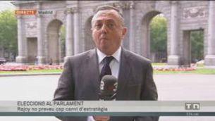 Telenotícies cap de setmana migdia - 27/09/2015