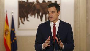 Pedro Sánchez confia que Podem faci marxa enrere i li permeti sortir investit (Reuters)