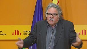 Reaccions dels partits catalans sobre Soria