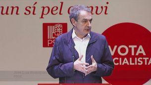 Declaracions PSC Zapatero i Batet