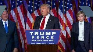 Trump triomfa contra tot pronòstic