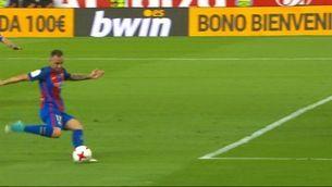 Alcácer fa el tercer del Barça