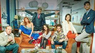 """5 sèries per veure en un cap de setmana: de """"Crashing"""" a """"Modern love"""""""
