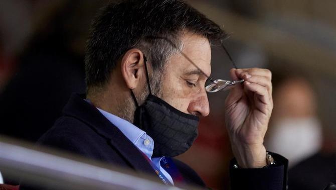 Bartomeu va obstaculitzar la investigació interna del club sobre el Barçagate