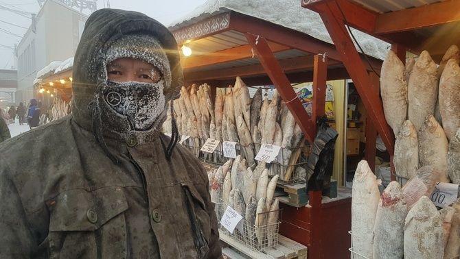 Iakutsk, mirar cara a cara els estralls del canvi climàtic