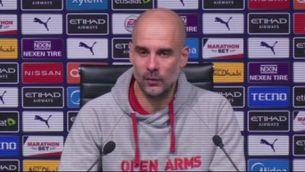 La reacció de Guardiola a la detenció de Bartomeu i al cas Barçagate