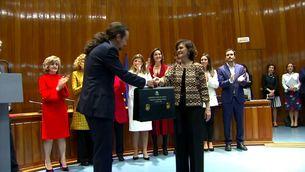 Iglesias deixa el govern espanyol per ser candidat a les eleccions de Madrid
