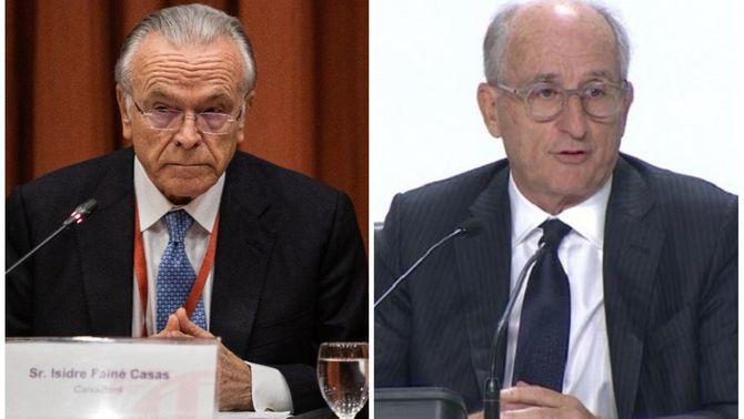 Fainé i Brufau, imputats per haver encarregat feines d'espionatge a Villarejo