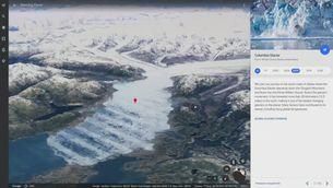 Google Earth permet observar l'evolució del planeta en els últims 37 anys