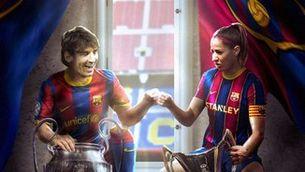 El Barça és el primer club que guanya la Champions masculina i la femenina