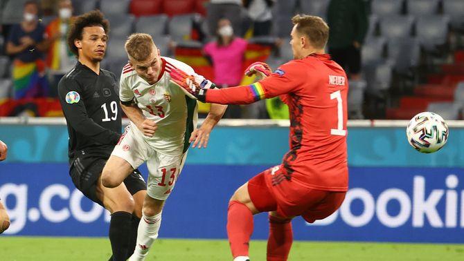 França, Alemanya i Portugal passen als vuitens de final i Hongria cau eliminada a la primera fase