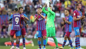 Barça: 1 punt de 18 contra Madrid i Atlètic