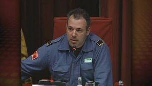 """El cap de les unitats del GRAF acusa polítics de """"foc polític i mediàtic"""""""