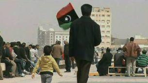 Gaddafi avança sobre l'últim enclavament dels rebels abans de Bengasi