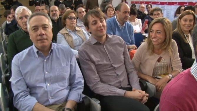 El PSOE aprova la llista a les eleccions europees, que deixen el PSC en el 6è i 15è lloc