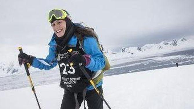 Bea Garcia es converteix en la primera dona espanyola que completa les curses dels Quatre Deserts
