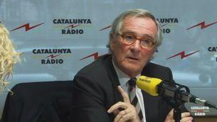"""Trias: """"Defenso la Guàrdia Urbana de Barcelona, pregunti a la gent del carrer què n'opina"""""""