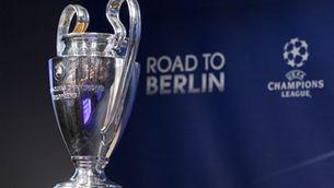 El Barça es trobarà el Bayern a semis