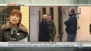 Detenen l'expresident del PP valencià Alfonso Rus