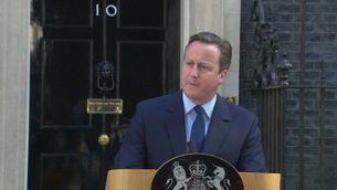 """Cameron: """"El país necessita un líder nou que el guiï"""""""