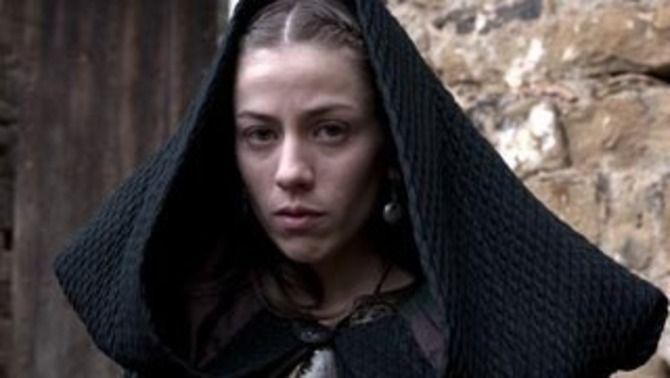 Alba Sanmartí, a la pell d'Estefania, filla d'Ermessenda