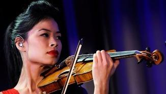 Imatge de:Vanessa Mae, la violinista que no va arribar mai a ser olímpica