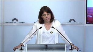 El bloc sobiranista clama contra la decisió de Llarena i diu que envaeix competències del Parlament