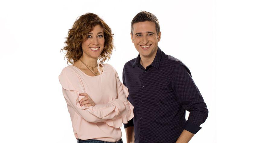 Helena Garcia Melero i Lluís Marquina