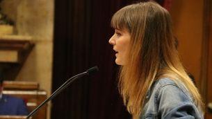 Jessica Albiach, presidenta CatECP