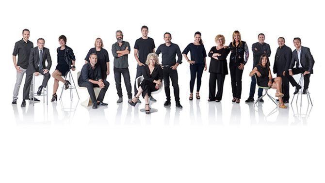 Els presentadors de la nova temporada de Catalunya Ràdio