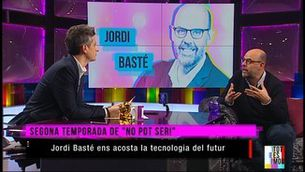 """Jordi Basté i la nova temporada de """"No pot ser"""""""