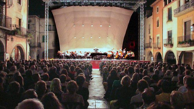 Catalunya Música celebra el 40è aniversari del Festival de Torroella de Montgrí