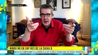 """Imatge de:Max Pradera: """"Fer fals testimoni és relativament fàcil, a Espanya"""""""
