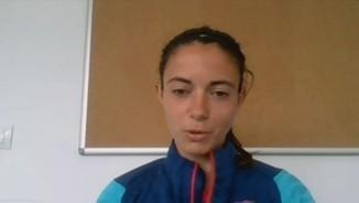 Imatge de:Aitana Bonmatí es veu a la final de Champions
