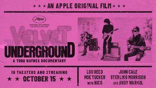The Velvet Underground a Apple TV