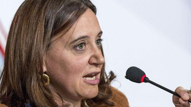 Rosa Vidal, en una imatge d'arxiu. (Foto: EFE)