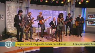 """Imatge de:The Excitements, soul i rhythm and blues """"made in Barcelona"""""""
