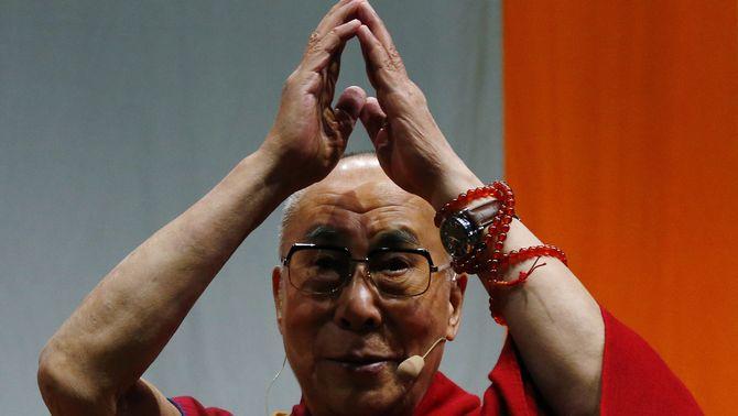 El dalai-lama