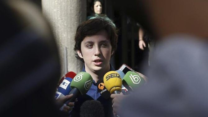 """El """"petit Nicolás"""" insisteix que va col·laborar amb el CNI i que el van espiar il·legalment"""