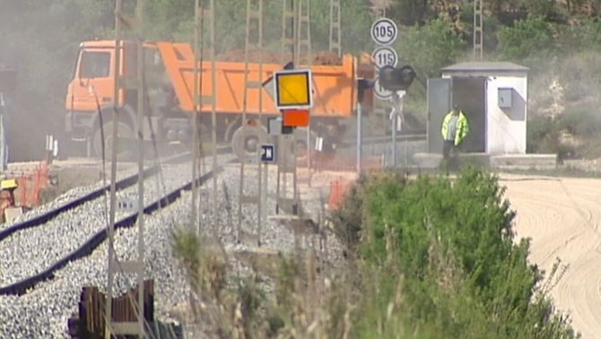 El govern presenta un requeriment a Adif pel mal estat de la infraestructura de Rodalies