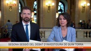 Especial Informatiu Debat d'Investidura - 14/05/2018
